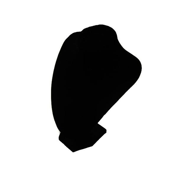 ПБ Шея для колье и цепочек (бархат)