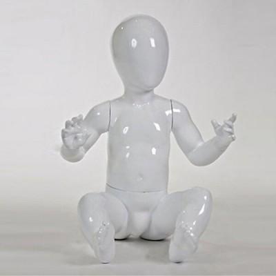 Glance Junior 01 Манекен детский, безликий. 1-1,5 года