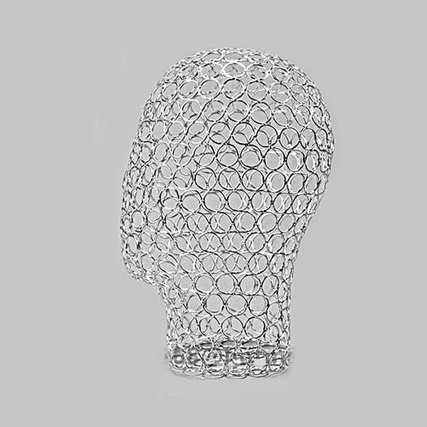 N-1/B1 Голова демонстрационная. Цвет: Белый