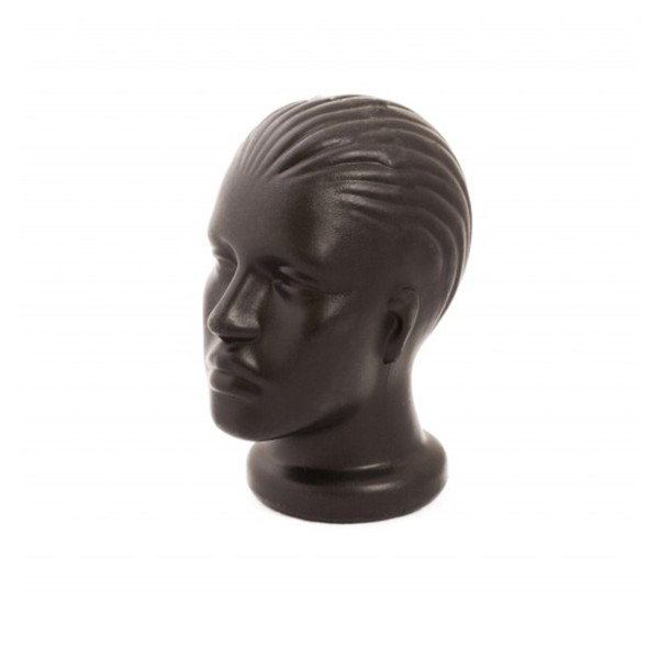 Г-201b Голова женская. Цвет: Чёрный