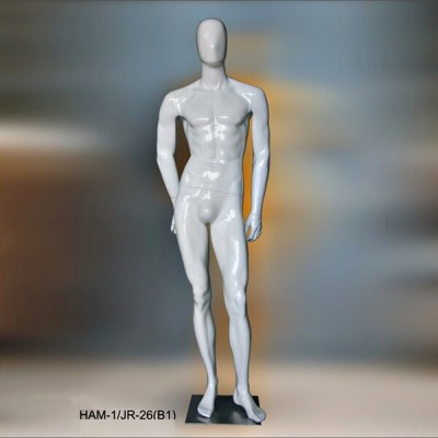 HAM-1/JR-26/B1 Манекен мужской, безликий
