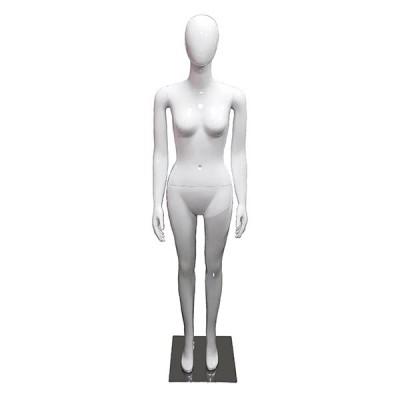 GLW-Y06/B1 Манекен женский, безликий