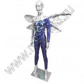 RH-1 Манекен женский, дизайнерский с крыльями