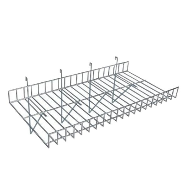 FG-18115 Полка на решетку, прямая