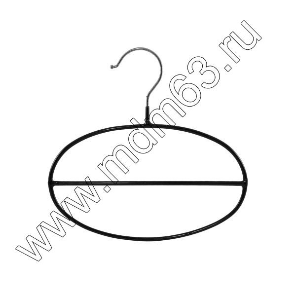 AM-2012 Вешалка виниловая, для шарфов и палантинов