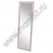 3M-02 Зеркало настенное, в раме.1310*495мм. Цвет: Дуб молочный
