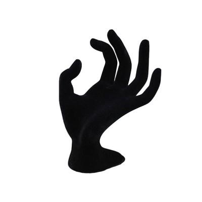 ПБ-16 Рука для колец (бархат)