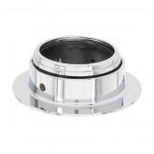 Z-002/50 Консоль крепления к плоскости с кольцом. d=50мм
